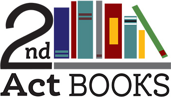 2nd Act Books Logo