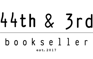 44th and 3rd Bookseller Logo