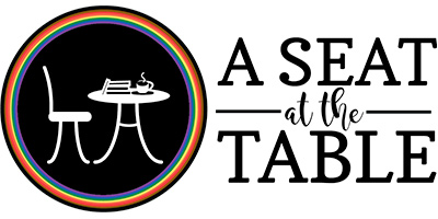 A Seat at the Table Books Logo
