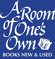 A Room Of One's Own Bookstore Logo