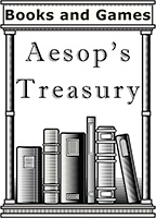 Aesop's Treasury Logo