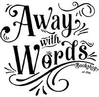 Away With Words Bookshop Logo