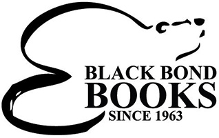 Black Bond Books Logo