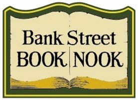 Bank Street Book Nook Logo