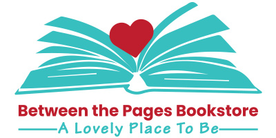 Between the Pages Bookstore Logo