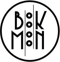 Book Moon Logo