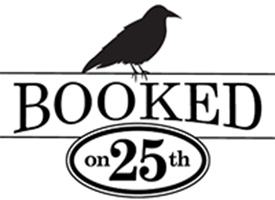 Booked on 25th Logo