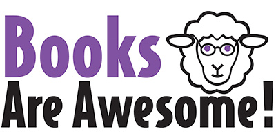 Books are Awesome Logo