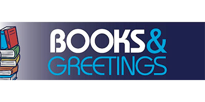 Books & Greetings Logo