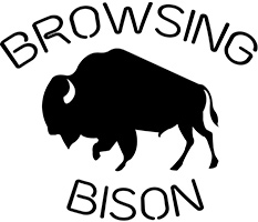 Browsing Bison Books Logo