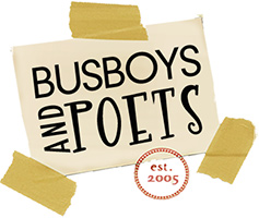 Busboys and Poets Books Logo
