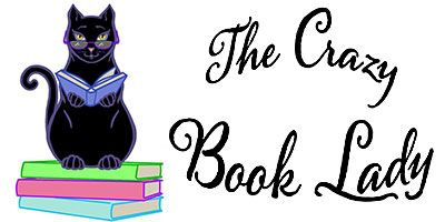 The Crazy Book Lady Logo