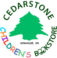 CedarStone Children's Bookstore Logo