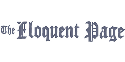 The Eloquent Page Logo