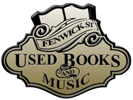 Fenwick St Used Books and Music Logo