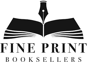 Fine Print Booksellers Logo