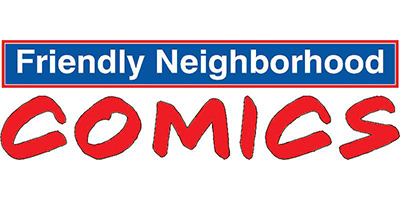 Friendly Neighborhood Comics Logo