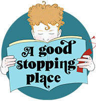 A Good Stopping Place Logo