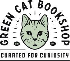 Green Cat Bookshop Logo