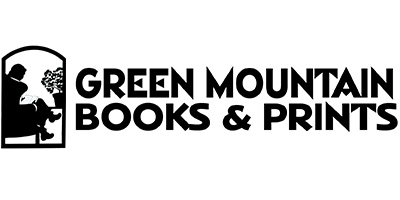 Green Mountain Books and Prints Logo