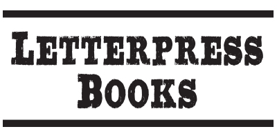 Letterpress Books
