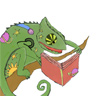 The Literate Lizard
