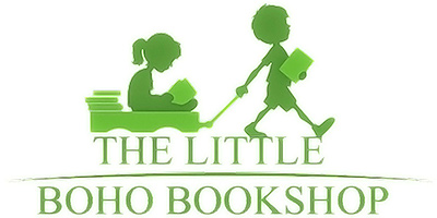 The Little Boho Bookshop Logo