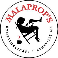 Malaprop's Bookstore Logo