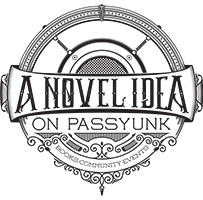 A Novel Idea on Passyunk Logo