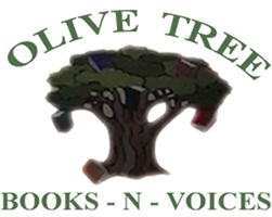 Olive Tree Books-n-Voices Logo
