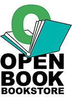 Open Book Bookstore Logo