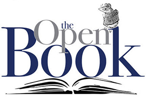 The Open Book Warrenton Logo