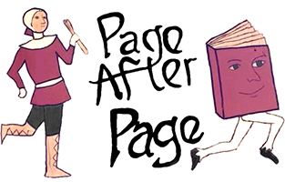 Page After Page Logo