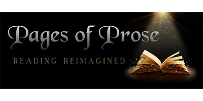 Pages of Prose Bookshop Logo