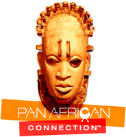 Pan-African Connection Logo