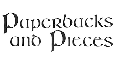 Paperbacks and Pieces Logo