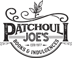 Patchouli Joe's Books Logo