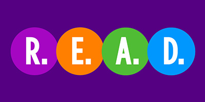 Read Early And Daily (R.E.A.D.) Logo
