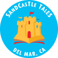 Sandcastle Tales of Del Mar Logo