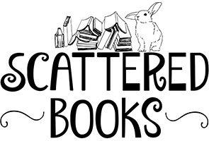 Scattered Books Bookstore Logo