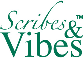 Scribes and Vibes Logo