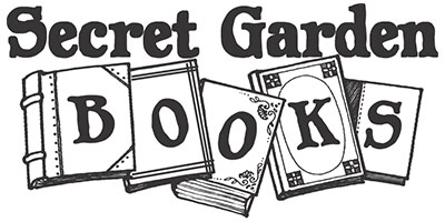 Secret Garden Bookshop Logo