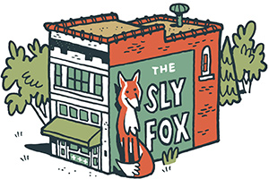 The Slyfox Bookstore