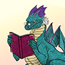 The Book Dragon image