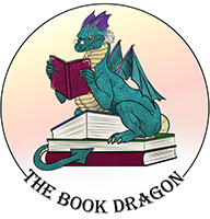 The Book Dragon Logo