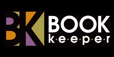 The Book Keeper Logo