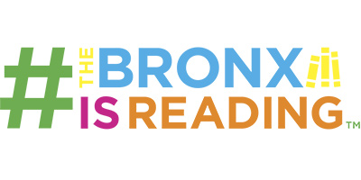 The Bronx is Reading Logo