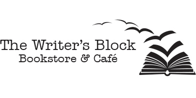 The Writer's Block Bookstore & Cafe Logo