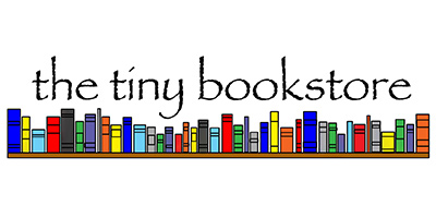 The Tiny Bookstore Logo