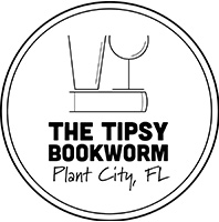 The Tipsy Bookworm Logo